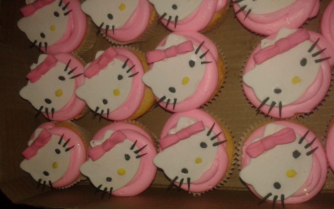 3D cupcakes R15 to R35 each