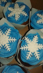 3D Frozen cupcakes R15 to R35 each