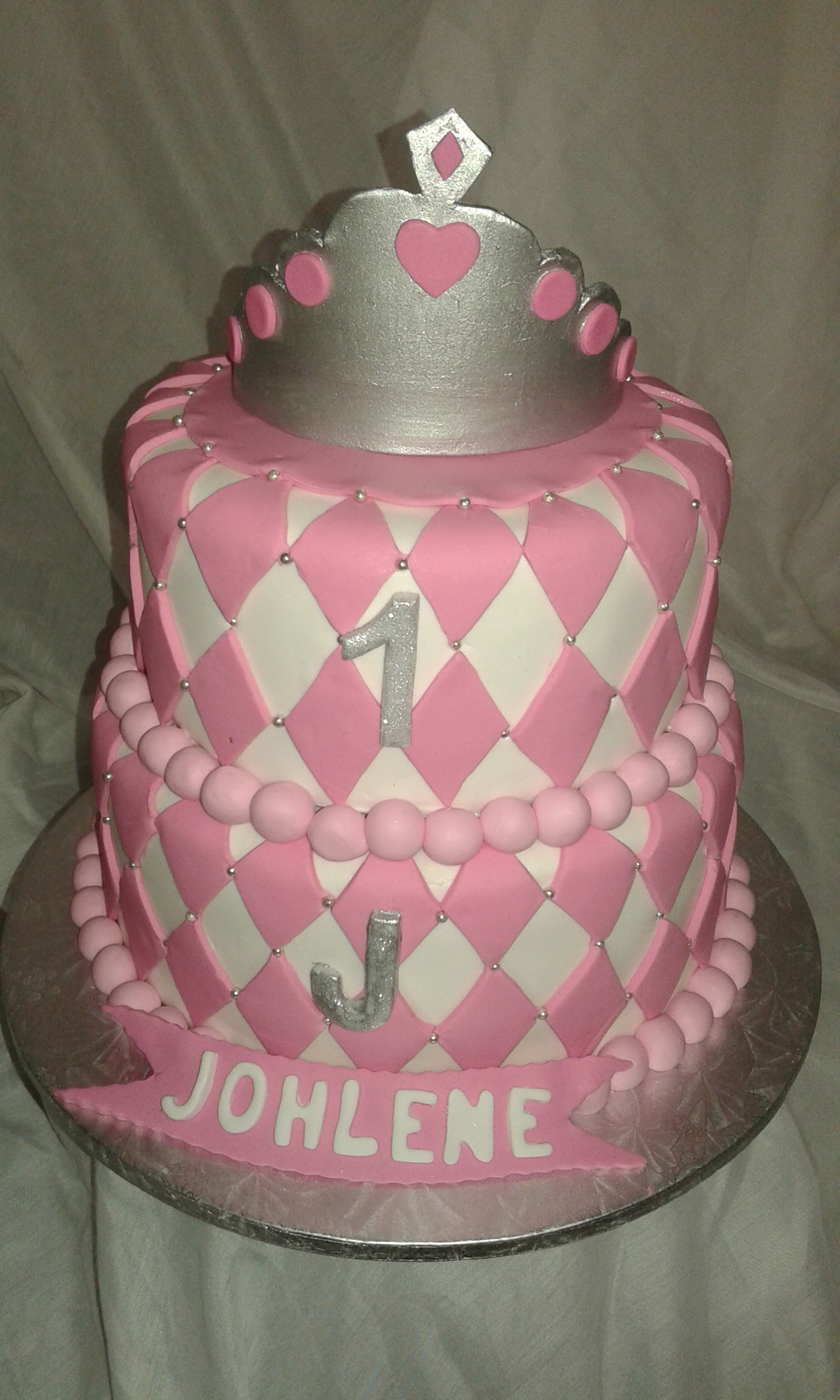 2 Tier From R995 Topper R1400 Baked By Nataleen