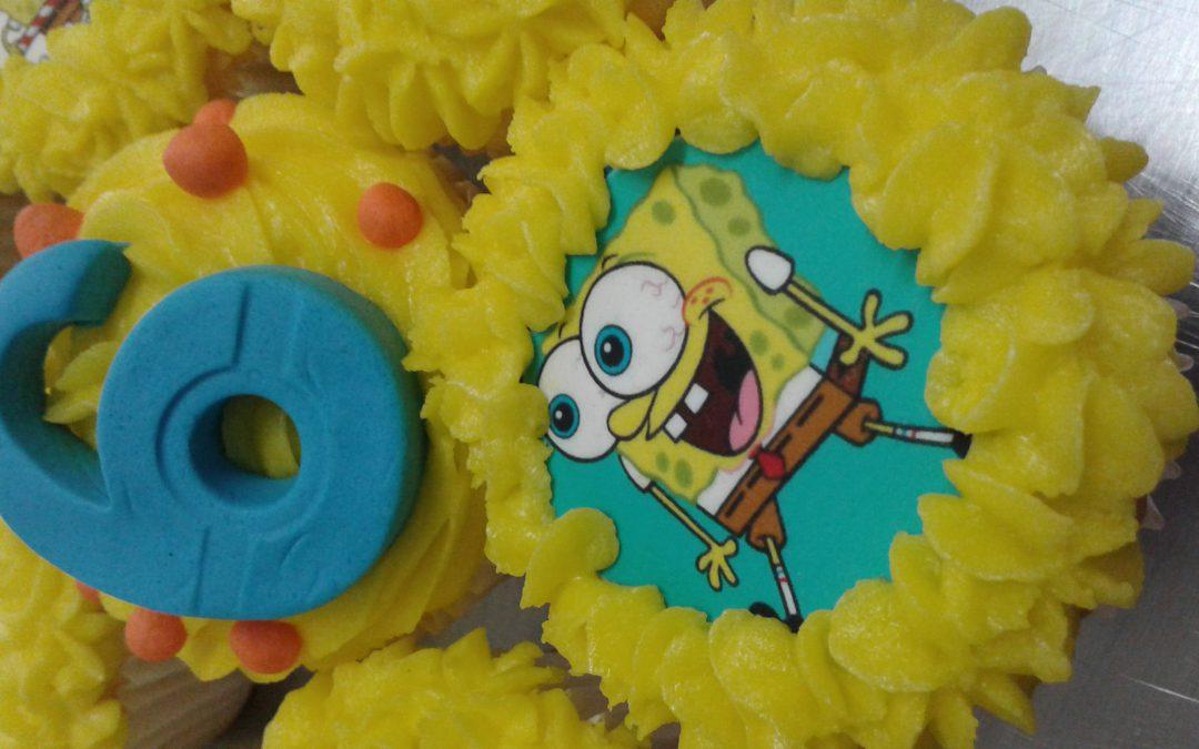 Edible print cupcake R12 to R20 each