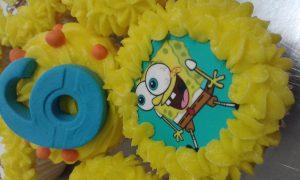 Edible print cupcakes for sale