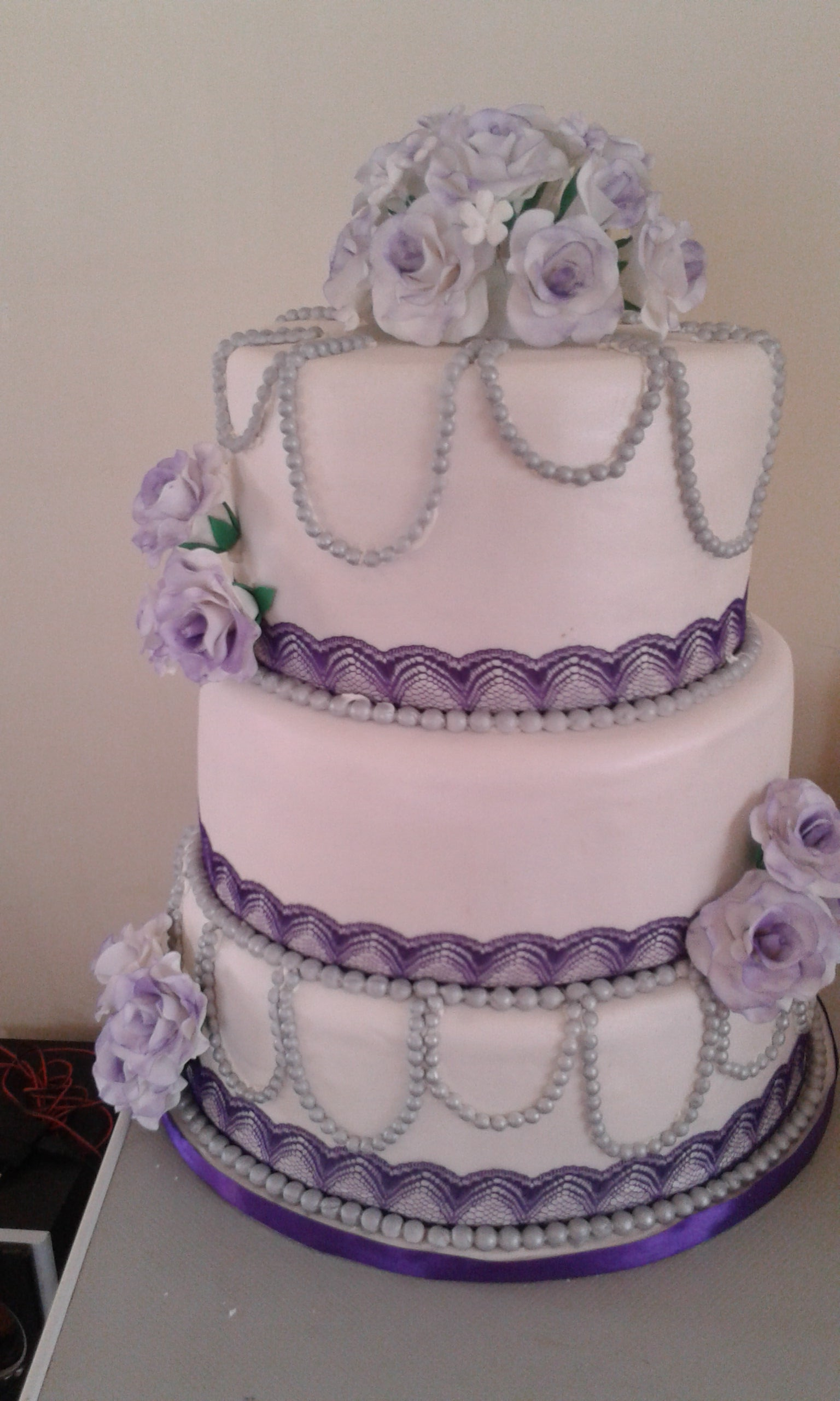 Wedding Cakes Baked By Nataleen