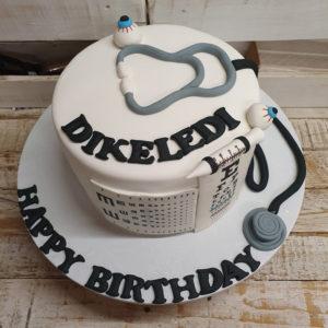 doctor cake