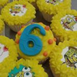 SpongeBob SquarePants Edible print cupcake R12 to R20 each