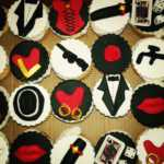 3D Casino Royale Cupcakes
