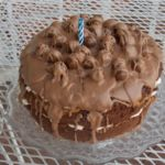 Chocolate Whisper Cake