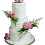 Beautiful, professional wedding cake